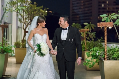 NERVIEN & MOHAMED WEDDING (5)