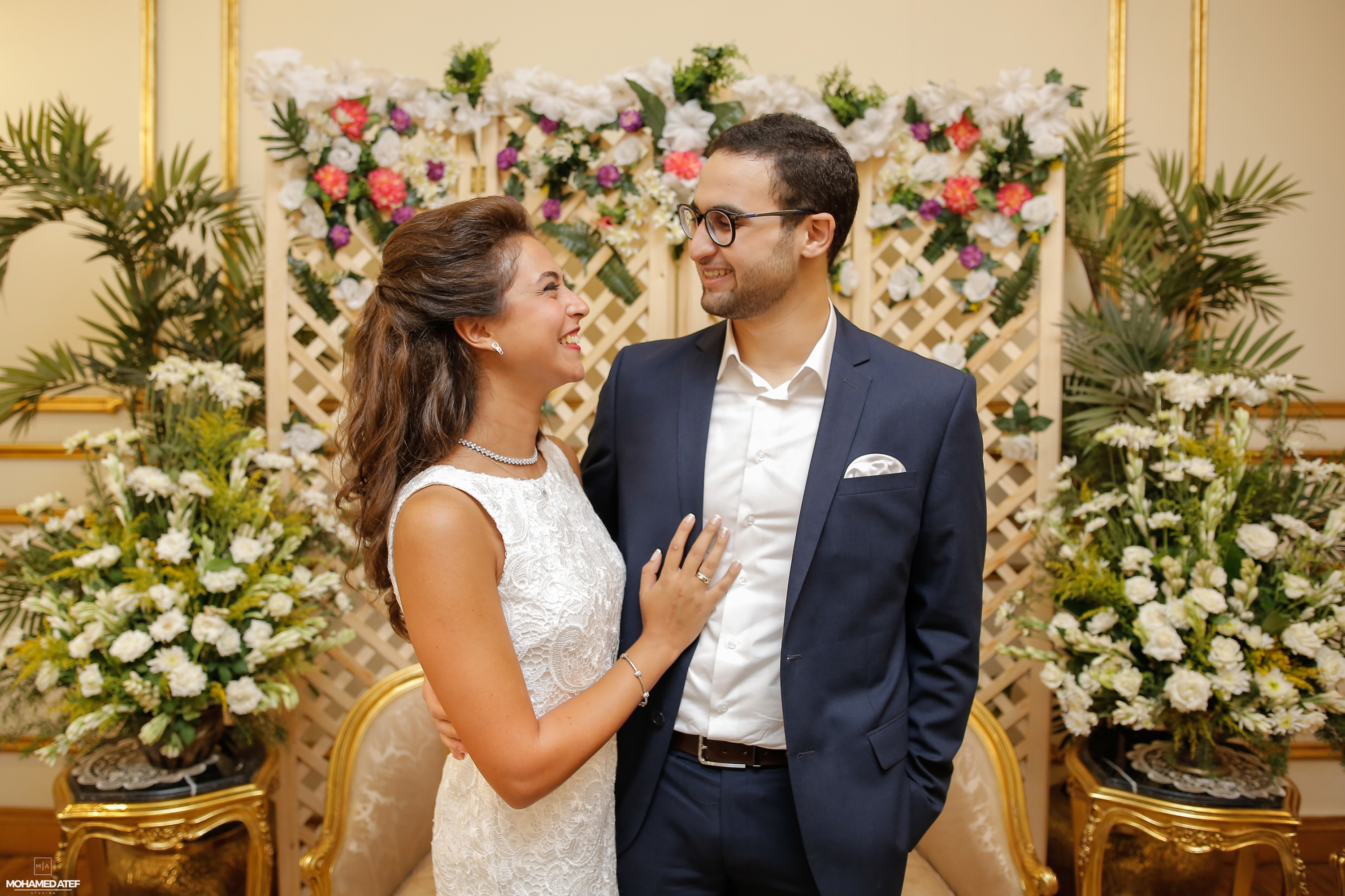 HANA & HOSSAM ENGAGEMENT BY SAPER