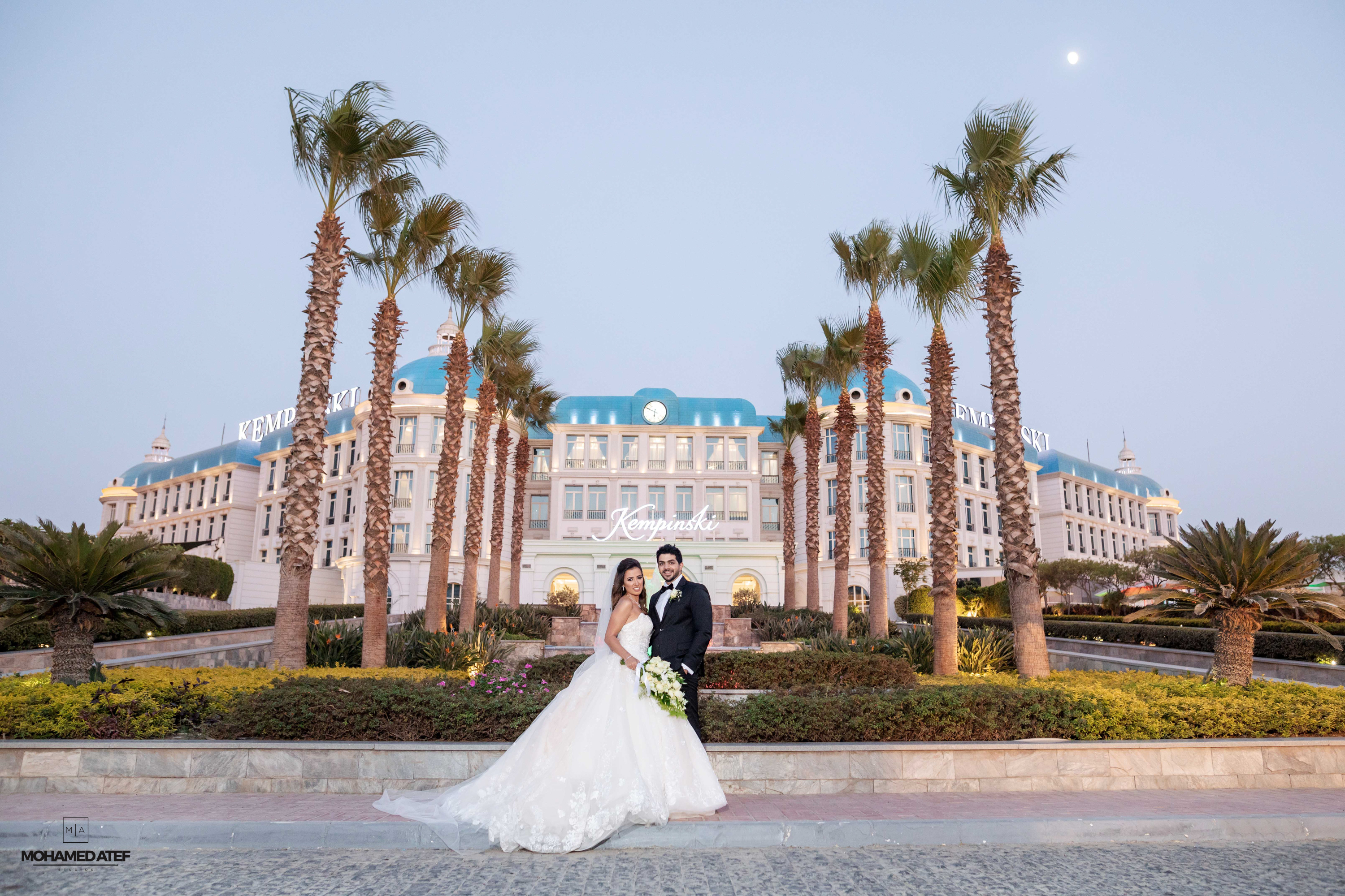 SAMIRA & AHMED WEDDING BY ATEF
